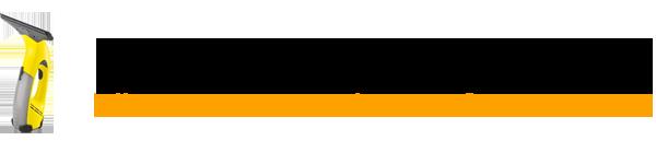 Kärcher Fenstersauger Logo
