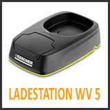 Ladestation für den Kärcher WV 5 Plus und Premium