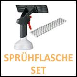 Bosch GlassVAC Sprühflasche Set